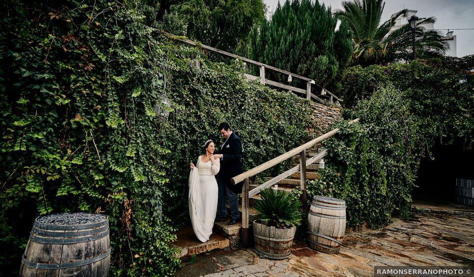 La boda de Andrés y Laura en Zafra, Badajoz