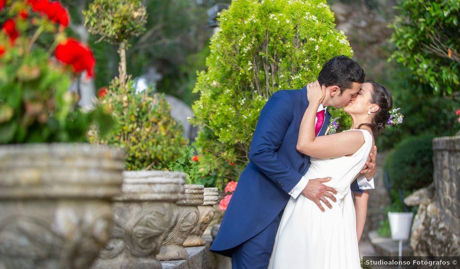 La boda de Eduardo y Sara en Miraflores De La Sierra, Madrid
