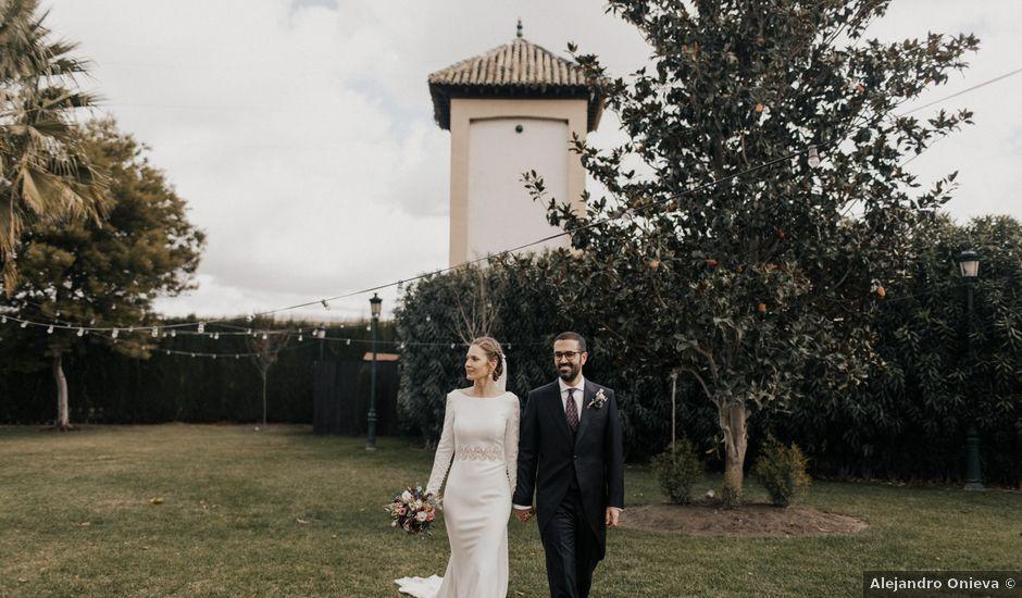 La boda de Ruth y Santos en Granada, Granada