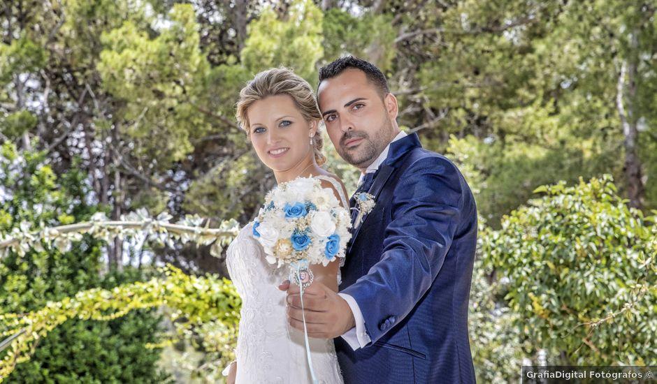 La boda de Nuria y Marcos en Chiva, Valencia