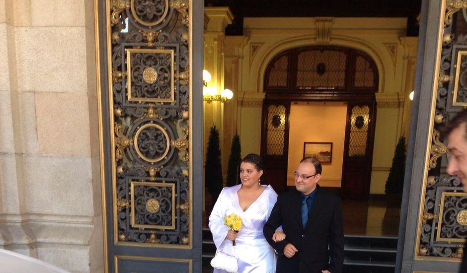 La boda de Carme y Sergio en Montrove, A Coruña