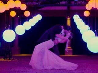 La boda de Adela y Juan