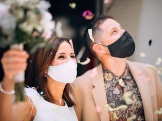 La boda de Susana y Dario
