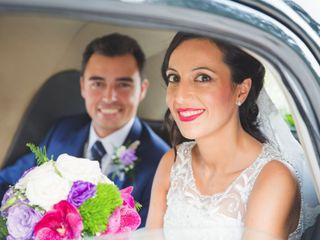 La boda de Mila y Ivan