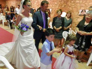 La boda de Amparo y Jonás 1