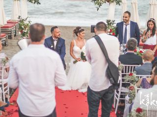 La boda de Kinga y Miguel 1