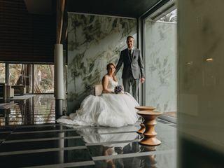 La boda de Ascen y Juanjo