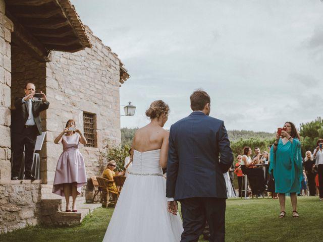 La boda de Xavi y Olímpia en Rubio, Barcelona 7