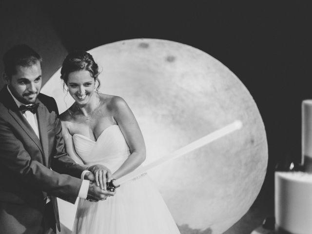 La boda de Olímpia y Xavi