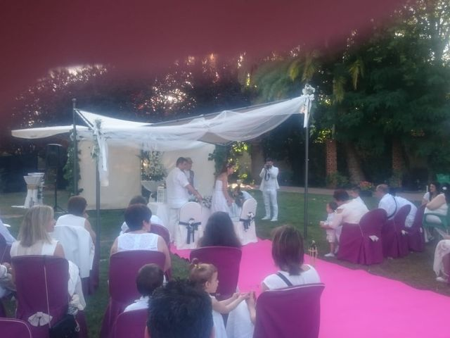 La boda de Isidro y Vera en Zaragoza, Zaragoza 1