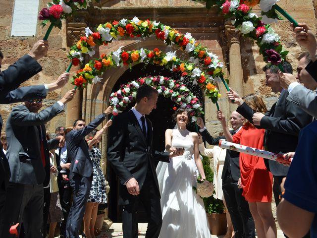 La boda de Diego y Ana en Barbadillo Del Pez, Burgos 1