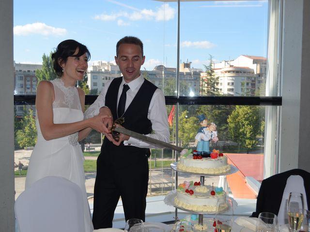 La boda de Diego y Ana en Barbadillo Del Pez, Burgos 3