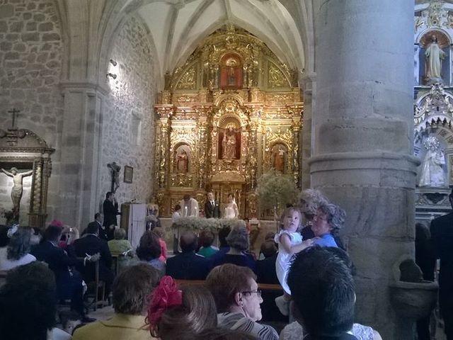 La boda de Diego y Ana en Barbadillo Del Pez, Burgos 6