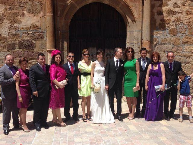 La boda de Diego y Ana en Barbadillo Del Pez, Burgos 2