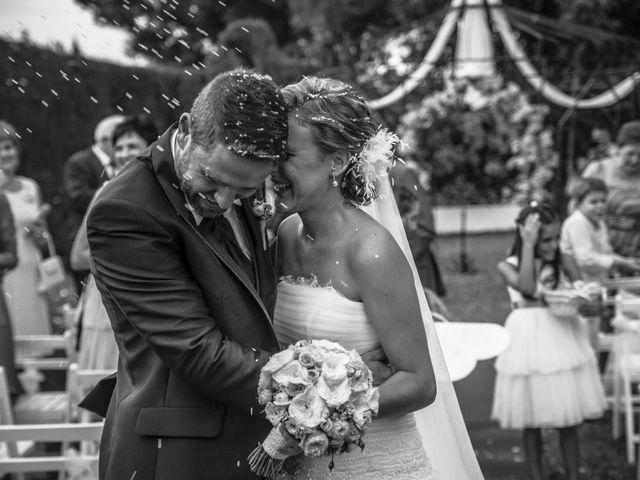 La boda de Patri y Benji