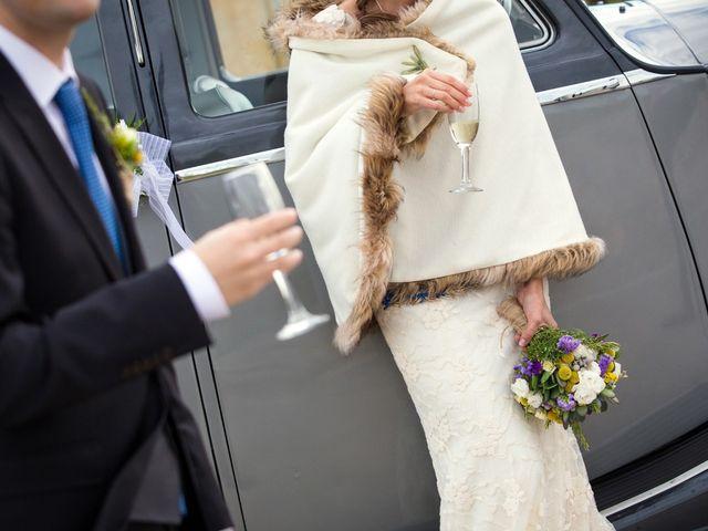 La boda de Daniel  y Julia  en Barbastro, Huesca 7