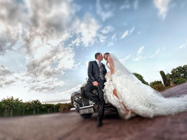 La boda de Olga y Angel