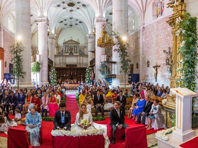 La boda de Ramón y Carolina en Lerma, Burgos 15