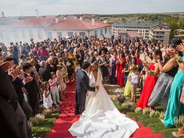 La boda de Ramón y Carolina en Lerma, Burgos 17