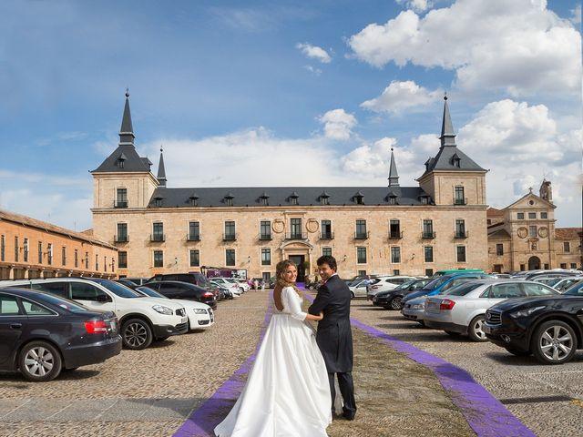 La boda de Ramón y Carolina en Lerma, Burgos 25