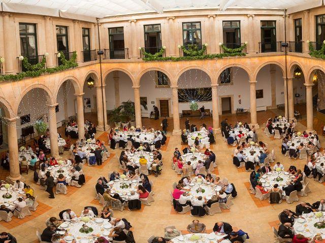 La boda de Ramón y Carolina en Lerma, Burgos 34