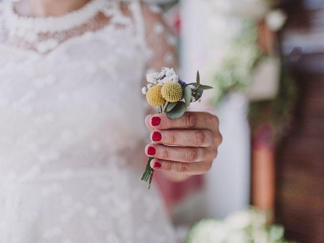 La boda de Ismael y Ana en Carranque, Toledo 25