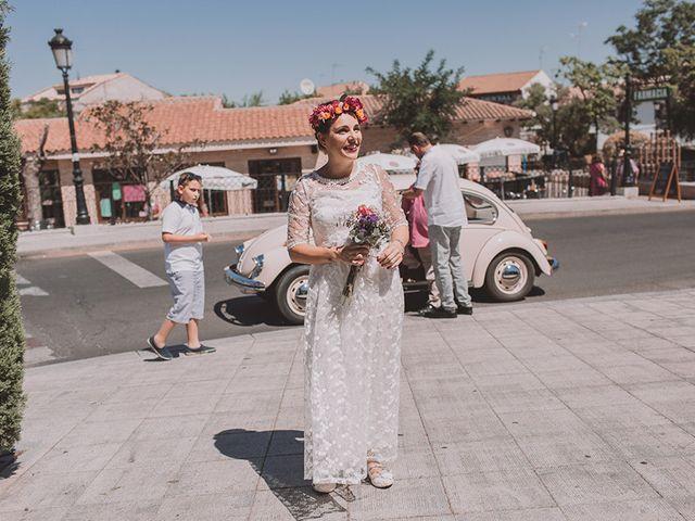 La boda de Ismael y Ana en Carranque, Toledo 29
