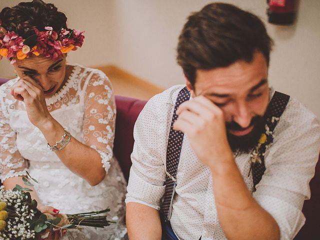 La boda de Ismael y Ana en Carranque, Toledo 30