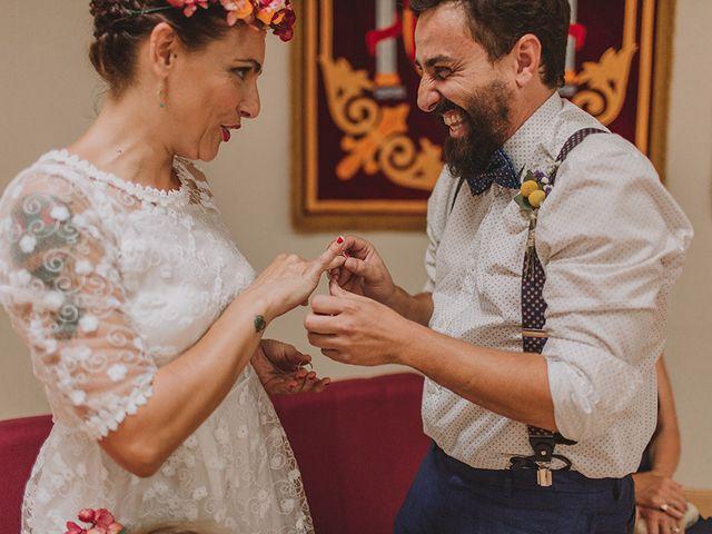 La boda de Ismael y Ana en Carranque, Toledo 31