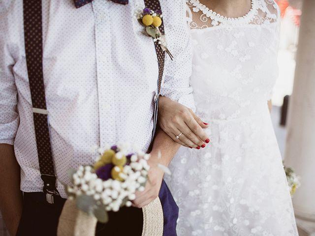 La boda de Ismael y Ana en Carranque, Toledo 32