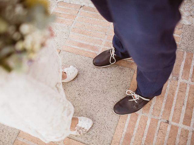 La boda de Ismael y Ana en Carranque, Toledo 33