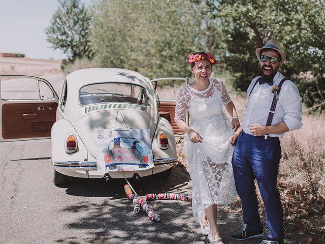 La boda de Ismael y Ana en Carranque, Toledo 38