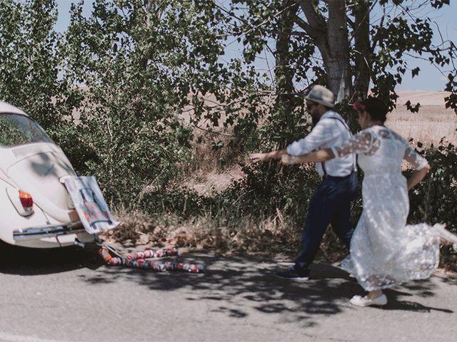 La boda de Ismael y Ana en Carranque, Toledo 40