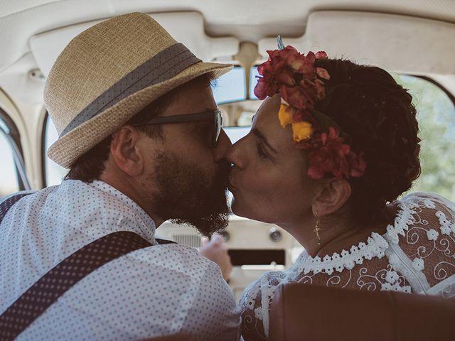 La boda de Ismael y Ana en Carranque, Toledo 41