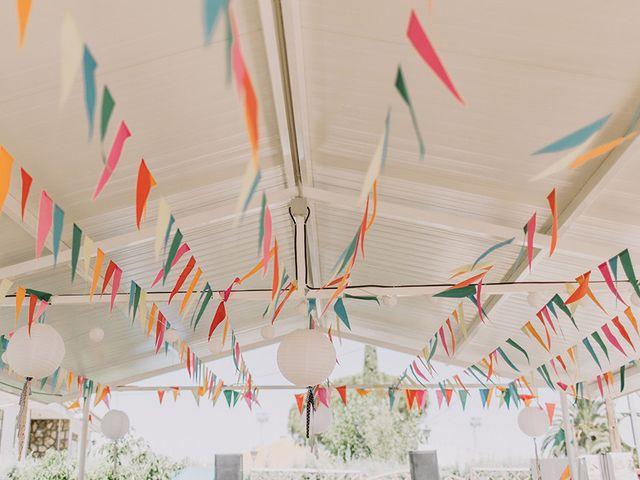 La boda de Ismael y Ana en Carranque, Toledo 42
