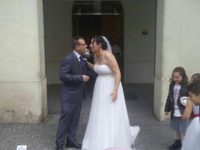 La boda de Oscar y María Ángeles  en Badalona, Barcelona 1