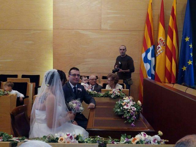 La boda de Oscar y María Ángeles  en Badalona, Barcelona 2