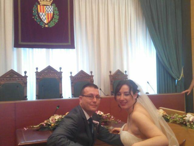 La boda de Oscar y María Ángeles  en Badalona, Barcelona 3