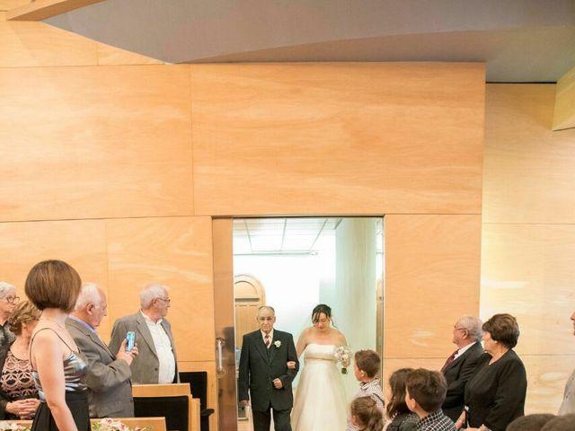 La boda de Oscar y María Ángeles  en Badalona, Barcelona 5