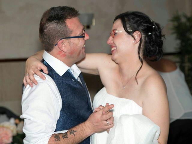 La boda de Oscar y María Ángeles  en Badalona, Barcelona 10