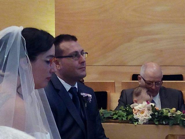 La boda de Oscar y María Ángeles  en Badalona, Barcelona 12