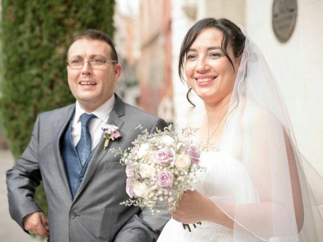 La boda de María Ángeles  y Oscar