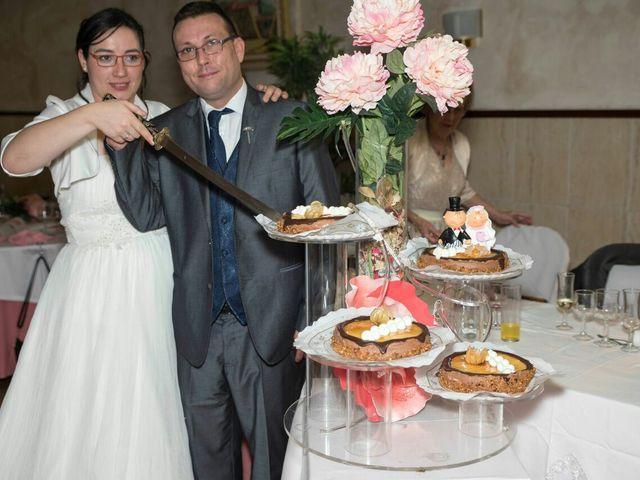 La boda de Oscar y María Ángeles  en Badalona, Barcelona 19