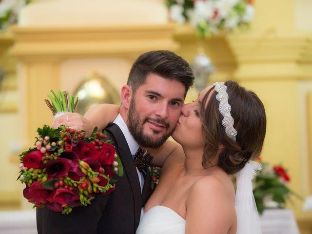 La boda de Jenny y David
