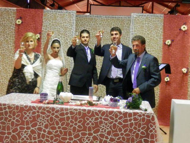 La boda de Jonás y Amparo en Petrer, Alicante 1