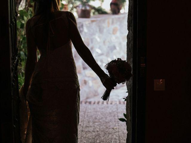 La boda de Fran y Mayka en Navalagamella, Madrid 5