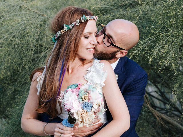 La boda de Fran y Mayka en Navalagamella, Madrid 8