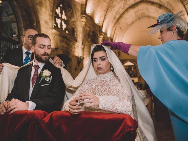 La boda de Encarna y Sergio