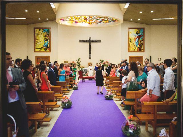 La boda de José y Marta en Murcia, Murcia 59