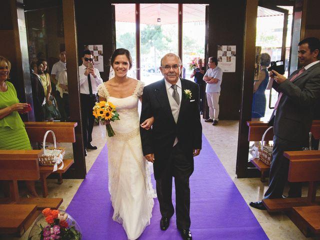 La boda de José y Marta en Murcia, Murcia 60